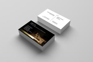Pecian Manufacturing business card industrial sewing | Monika Szucs