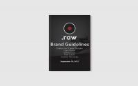 .Raw Brand Guidelines | BCIT D3 Portfolio | Website Development with Henry Leung, Arron Ferguson, Ramin Shadmehr | Monika Szucs Giano Patane Chris Gutwin Christen Jan Ocampo Mangibin