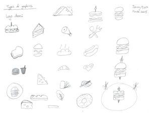 sandwich.io logo that was created in Illustrator | Monika Szucs