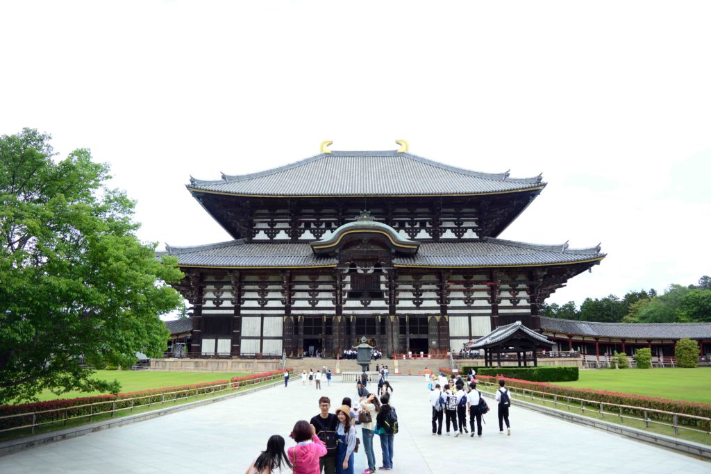 Japan Nara, Todai-ji Temple | Monika Szucs