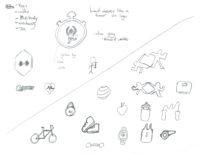 IFit sketches fitness   Monika Szucs
