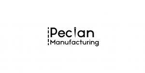 Logo Graphic Design | Pecian Manufacturing | Monika Szucs