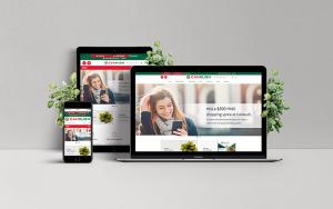 Cankush vape cannabis edibles eCommerce Website Vancouver | Monika Szucs