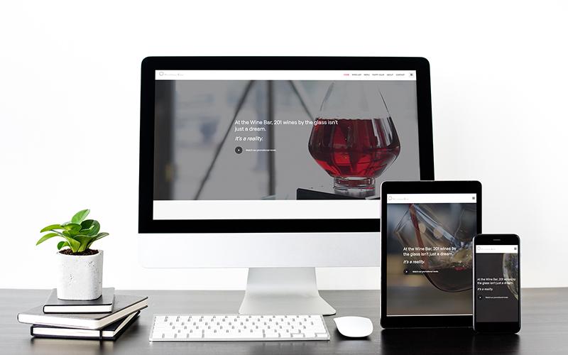 The Win Bar Restaurant created with Studio Media   Monika Szucs