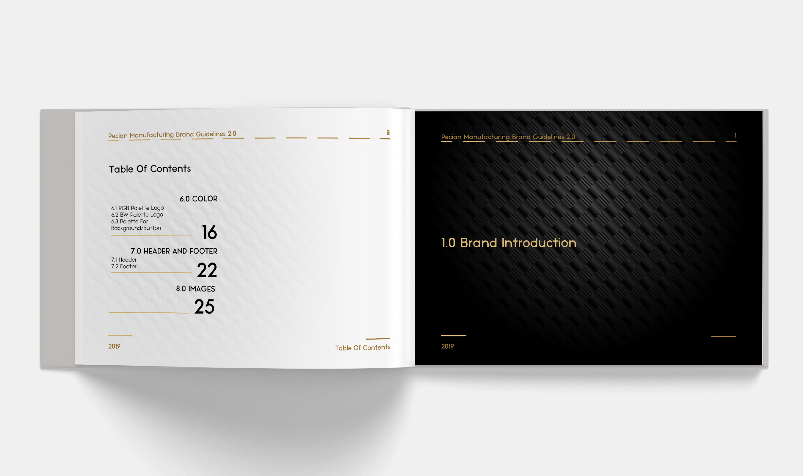 Brand Guidelines 2018 | Pecian Manufacturing