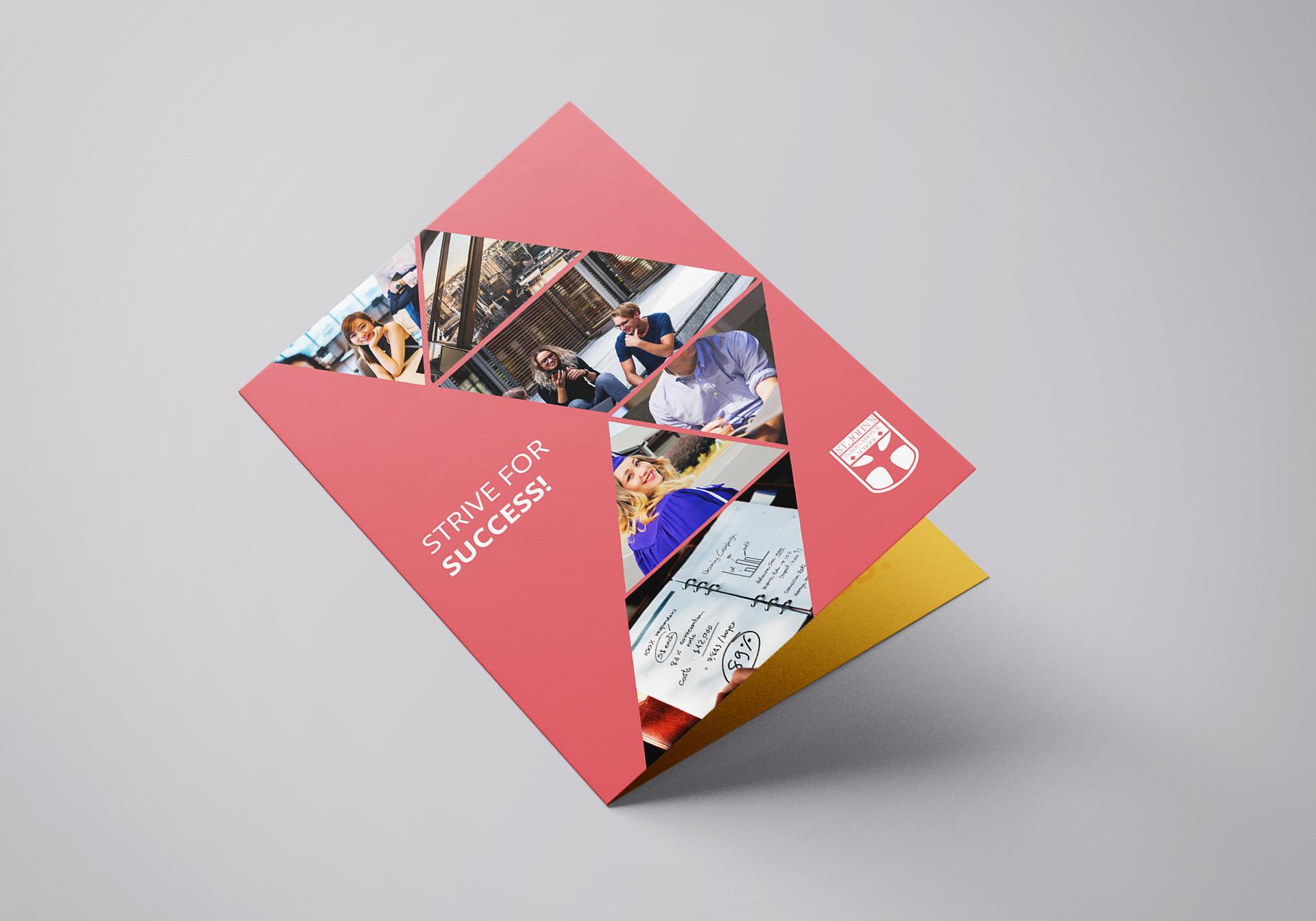 St Johns University Catholic Institution | Burst Creative Group | Vancouver Digital Agency | Monika Szucs