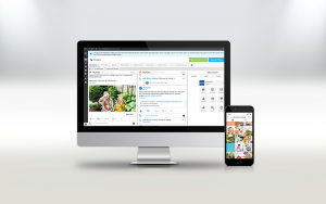 Little Kitchen Academy using Hootsuite to manage Facebook Page under Legendary Social Media contracted Feifei Digital Ltd | Monika Szucs