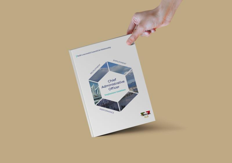 Employment guidelines Cover Redesign for Brandfreek by Feifei Digital Ltd | Monika Szucs