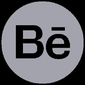 behance icon png vector social media | Monika Szucs