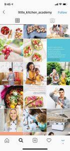 Little Kitchen Academy Children cooking school Vancouver under Legendary Social Media contracted Feifei Digital Ltd   Monika Szucs