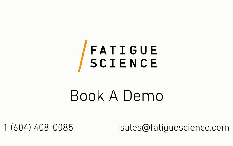 Outroduction | Fatigue Science