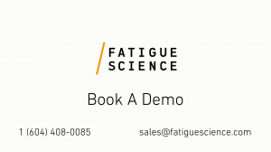 Fatigue Science video editing created by Feifei Digital Ltd  Monika Szucs