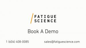 Fatigue Science Motion Graphics Masking created by Feifei Digital Ltd | Monika Szucs