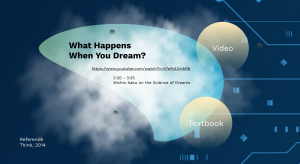When Happens when you Dreams Psychology Prezi Presentation for BCIT Psyc 1101 | Monika Szucs