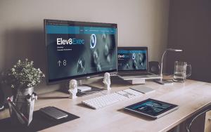 Elev8Exec Founder Terry Whitehead | Rare Design Group | Monika Szucs Website Developer