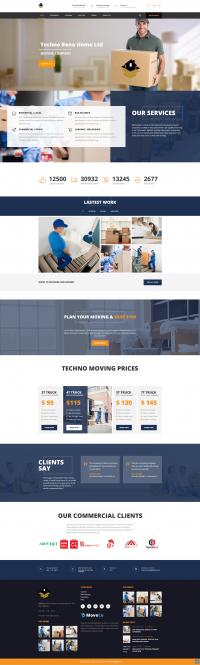 Techno Reno Home Inc | WordPress Developer | Feifei Digital Ltd