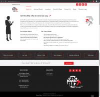 GroYourBiz About Us Page   User Interface and Front End Development   Feifei Digital   Monika Szucs