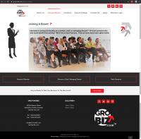 GroYourBiz Joining A Board Page   User Interface and Front End Development   Feifei Digital   Monika Szucs