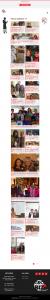 GroYourBiz Photo Galleries Page | User Interface and Front End Development | Feifei Digital | Monika Szucs