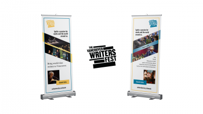 The Vancouver Writers Fest 2019 | ZG Communications | Feifei Digital Ltd