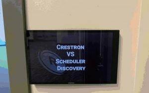 Crestron Scheduler TSS-1070
